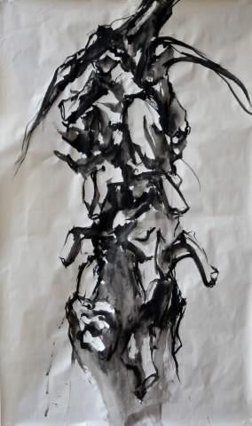 Autoportrait à Éphèse, 2006